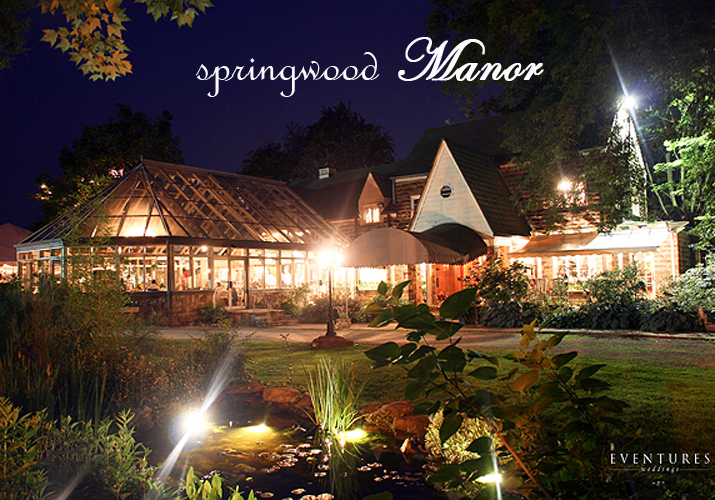 Springwood Conference Center Wedding Reception Venue