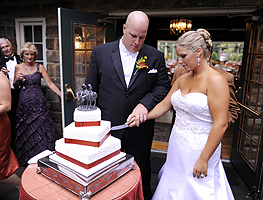 Cake-cutting on the Deck