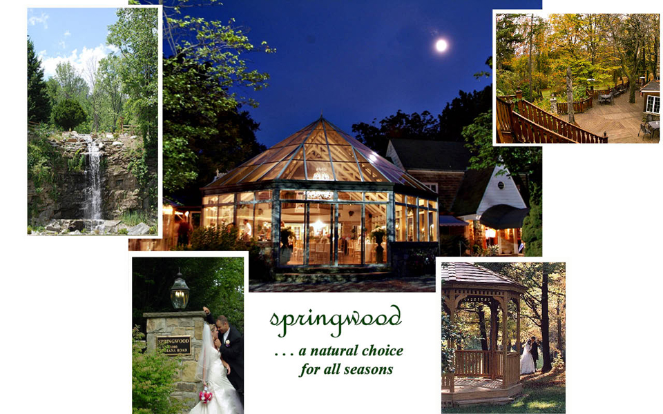 Springwood Conference Center: Pittsburgh Wedding Receptions